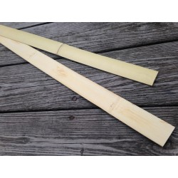 Bamboo Bow Building Backing Strip! Perfect for Hickory or Osage Bows! Custom Archery!