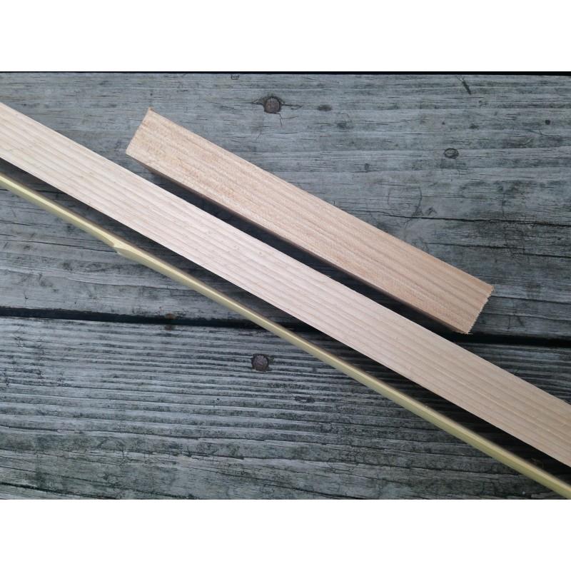 Hickory Bamboo Bow Kit