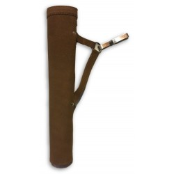 Suede Leather Hip Quiver